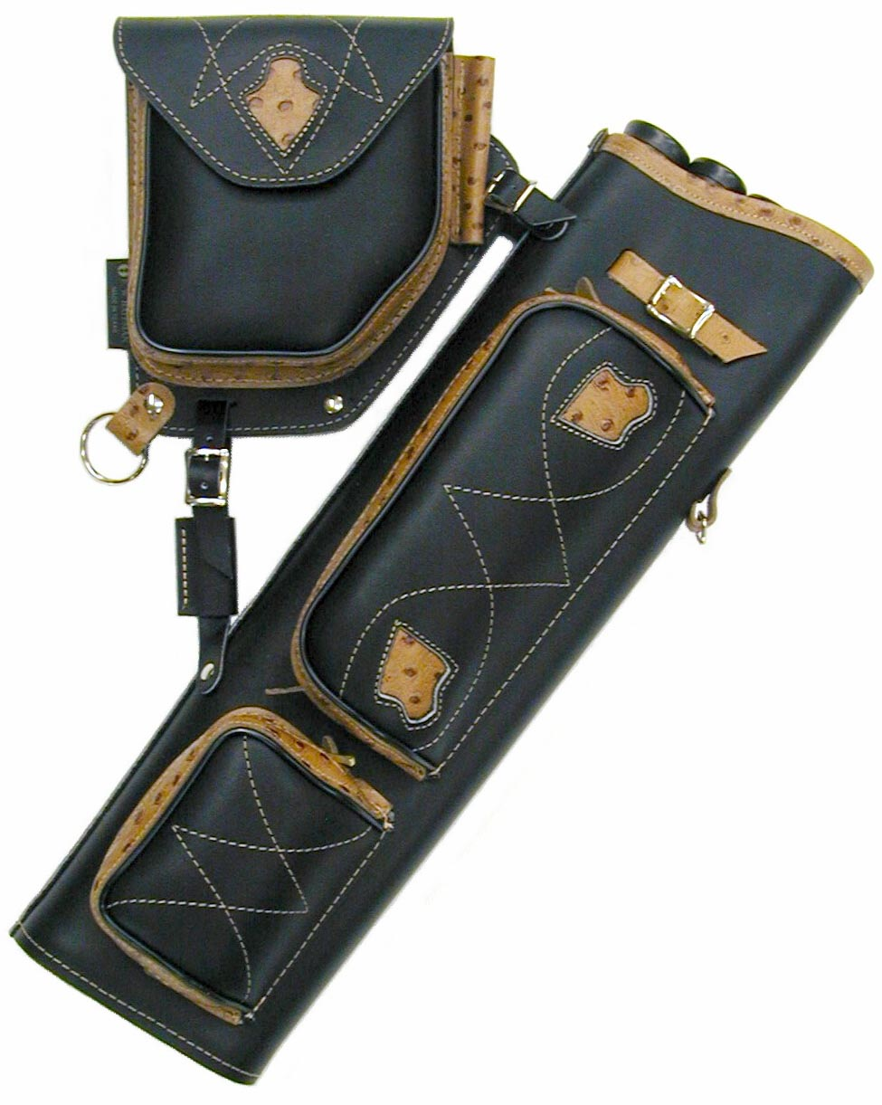Leather Target ... Quivers